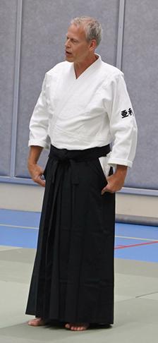 Arjan de Vries - Ima Juku Dojo Cho